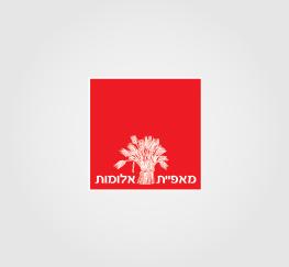תמונה ראשית מאפיית אלומות פורטפוליו קרנף סטודיו עיצוב גרפי עיצוב ובניית אתרים עיצוב כרטיסי ביקור עיצוב פליירים