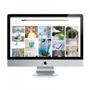 תמונה ראשית עיצוב אתר לחברת הפקה לאירועים אירית רחמים קרנף סטודיו עיצוב גרפי עיצוב ובניית אתרים עיצוב כרטיסי ביקור עיצוב פליירים