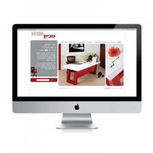 תמונה ראשית עיצוב אתר תעשיית רהיטים סביון קרנף סטודיו עיצוב גרפי עיצוב ובניית אתרים עיצוב כרטיסי ביקור עיצוב פליירים